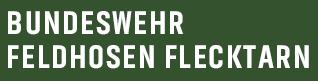 Bundeswehr Feldhosen flecktarn