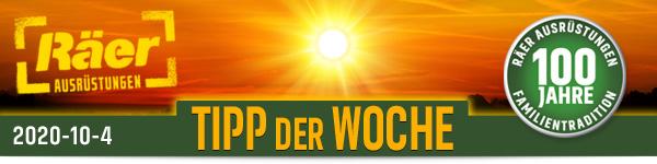 Räer Ausrüstungen Hildesheim TIPP DER WOCHE Ausgabe Oktober 2020 - 4