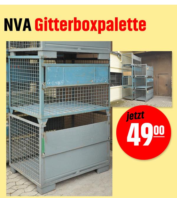 NVA Gitterboxpalette