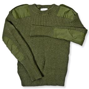 Britischer Nato Pullover Men´s Wool Heavy