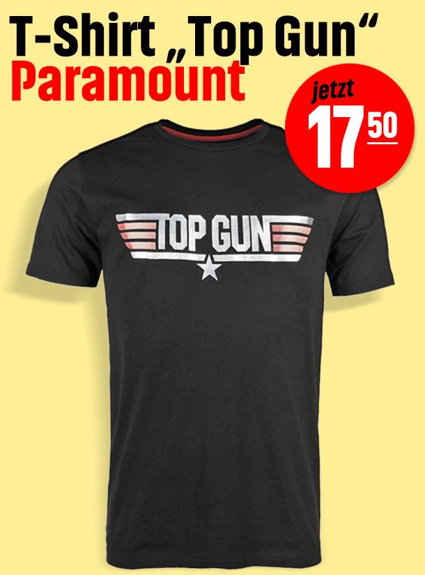 """Top Gun T-Shirt """"Top Gun"""", Paramount"""
