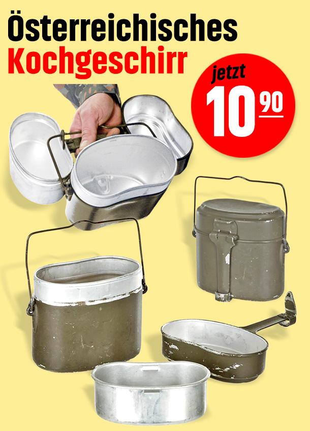 Österreichisches Kochgeschirr