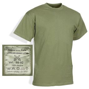 Tschechisches Armee T-Shirt